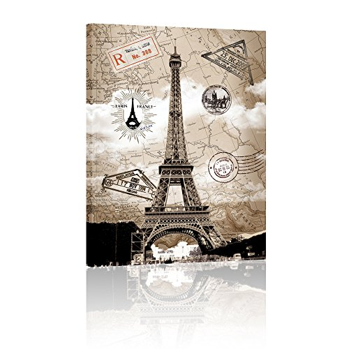 Paris Landscapes Bedroom Decor Eiffel Tower Canvas Wall Art h