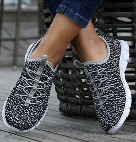 MEI Herbst Sport Frauen Schuhe Pedal Schuhe Licht atmungsaktiv Casual Schuhe Schuhe , US6.5-7 / EU37 / UK4.5-5 / CN37