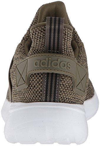 Adidas Original Mens Lite Racer Adatta Scarpa Da Corsa Dark Cargo / Dark Cargo / Carbon