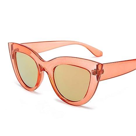 Yangjing-hl Gafas de Sol de Ojo de Gato Retro Gafas de Sol ...