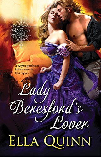 Lady Beresford's Lover (The Marriage Game Book 8) -