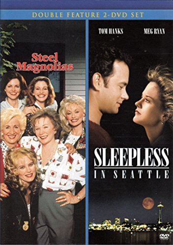 Steel Magnolias/Sleepless in Seattle Double Feature 2-DVD set - Outlet Stores In Seattle