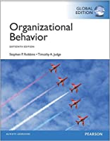 Organizational Behaviour, Global Edition, 16th Edition Front Cover