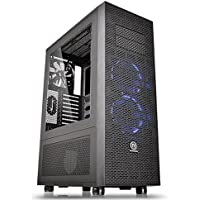 18X-Core Liquid Cooled Media Workstation Gaming Desktop PC Intel Core i9 7980XE 2.6Ghz 128Gb DDR4 10TB HDD 1TB NVMe SSD 1000W PSU Blu-Ray 2-way SLI Nvidia GeForce GTX 1080 Ti 11Gb