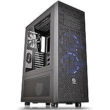 18X-Core Liquid Cooled Media Workstation Gaming Desktop PC Intel Core i9 7980XE 2.6Ghz 128Gb DDR4 10TB HDD 1TB NVMe SSD 1000W PSU Blu-Ray 2-way SLI Nvidia GeForce GTX 1080 Ti 11Gb