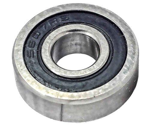 Si3n4 Ceramic Abec 7 Bearings (607-2RS Ceramic Bearing Si3N4 ABEC-5 7x19x6 Ball)