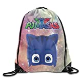 Pj Masks Connor/Catboy Drawstring Backpack Sack Bag
