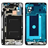 New White/Gold Front Housing LCD Plate Midframe Mid Frame Bezel Replacement Part for Samsung Galaxy Note 3 III N9000/N900T/N900A/N900V/N900R4/N900P/N9005/N9002/N900, ePacket Shipping (N900A N900T White)