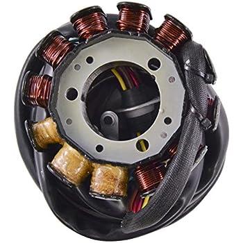 Stator For Kawasaki KZ 550 1000 1100 ZX 550 1100 Suzuki GSXR 600 750 1000 1980-2005 OEM Repl.# 21003-1038 21003-1013 21003-1038 21003-1040