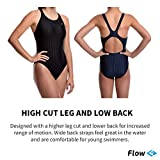 Flow Girls Swimsuit - One Piece Crossback