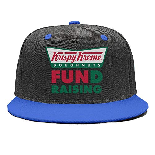Light Pecan Pie - UONDLWHER Adjustable Unisex Krispy-Kreme-Donuts- Cap Back Closure Snapback hat