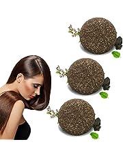 3PCS Natural Organic Grey Hair Reverse Shampoo Bar, Hair Darkening Shampoo Bar Fleeceflower Root, Repair Dry Damaged Hair Anti Hair Loss