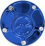Yana Shiki A4280BL Blue 3-Bolt Race Style Gas Cap
