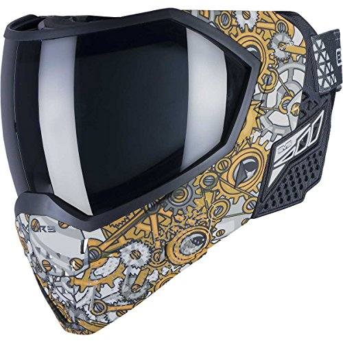 Empire EVS Paintball Mask / Thermal Goggles - LE Steampunk by Empire