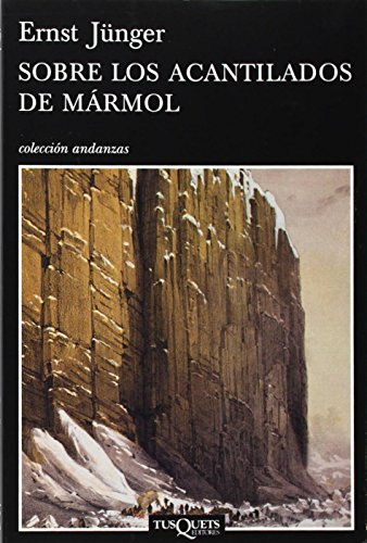 Sobre los acantilados de mármol