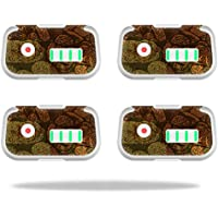 Skin For DJI Phantom 3 Drone Battery (4 pack) – River Stones   MightySkins Protective, Durable, and Unique Vinyl Decal wrap cover   Easy To Apply, Remove, and Change Styles   Made in the USA