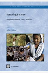 Restoring Balance (World Bank Working Papers Book 181) Kindle Edition