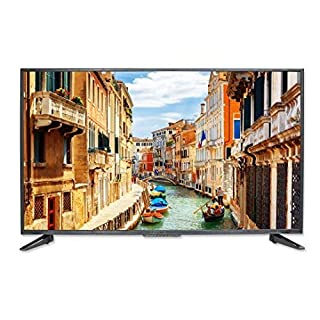 SCEPTRE 50-inch 4K UHD Ultra Slim LED TV 3840x2160 MHL Metal Black