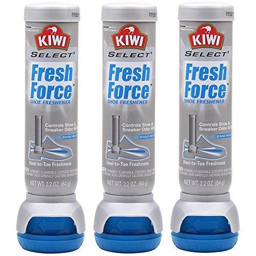 Kiwi Shoe Freshener Aerosol, 3 Pack by KIWI