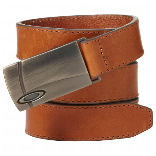 Oakley Ladies Solid Leather Belt Small/Medium, used for sale  Delivered anywhere in USA