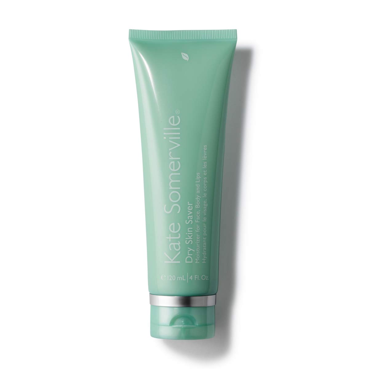 Kate Somerville Dry Skin Saver (4 Fl. Oz.) Essential Hydration to Relieve Dryness, Uncomfortable Tightness and Roughness - Dermatologist-Tested and Fragrance-Free