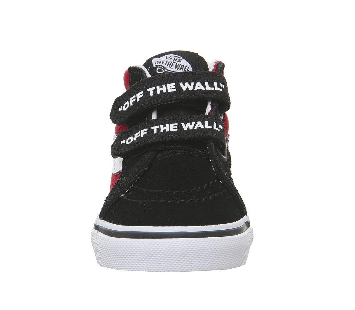 Vans Sk8-mid Reissue V, Zapatillas Bebe para Niños: Amazon.es: Zapatos y complementos