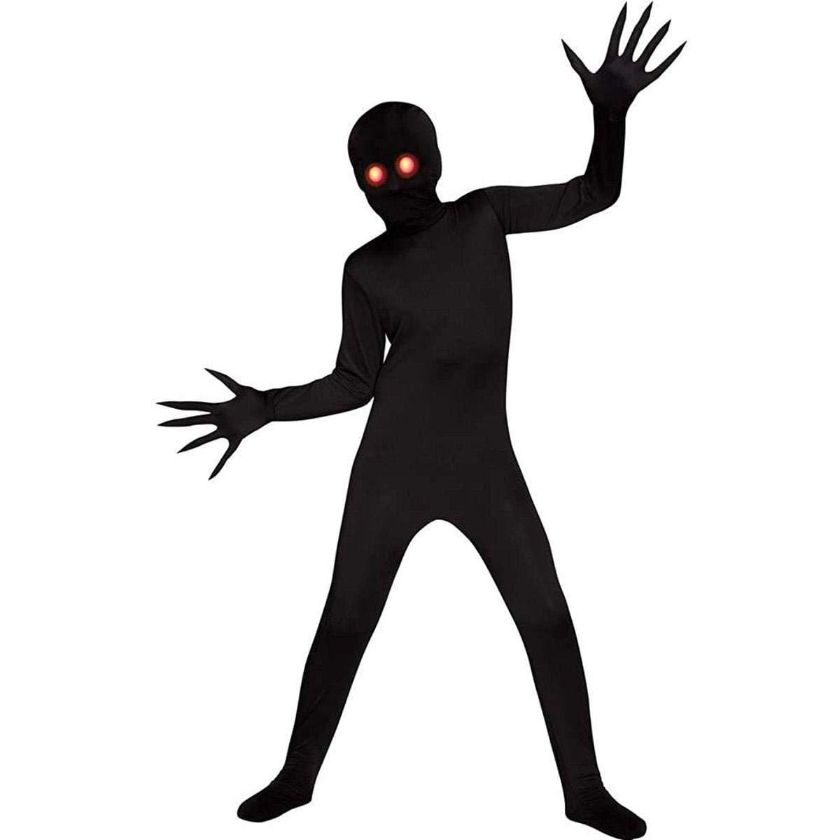 Fun World Fade Eye Skin Suit Child Demon Costume