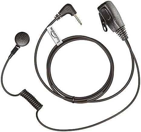 Earpiece Headset Mic for Motorola Radio T5700 T5710 T5720 T5725 T5800