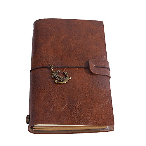 Pirate Retro Leather Notebook