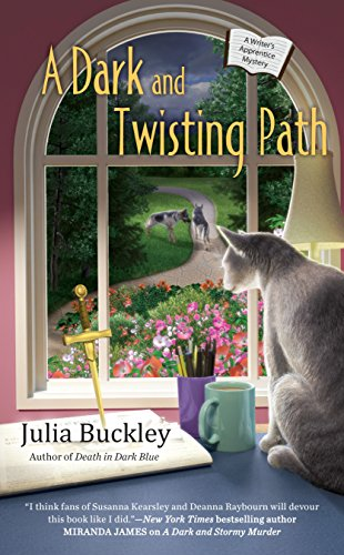 A Dark and Twisting Path (A Writer's Apprentice Mystery Book 3)