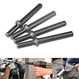 Hanperal New 4pcs Smoothing Pneumatic Air Rivet Hammer Set,Air Rivet Hammer Set Review