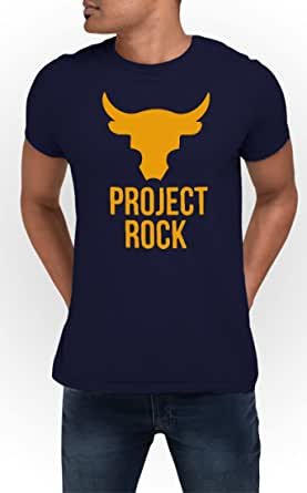 Art Gallery Misr Printed Project Rock T-Shirt