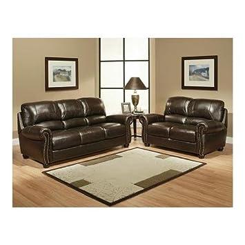 Amazon.com: Abbyson Living Mónaco ci-n350-brn-3/2 Salón Set ...