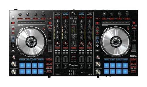 Pioneer DDJ-SX DJ Controller BlackSerato Professional Controller