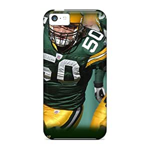For FeK297orIy Green Bay Packers Protective Cases Covers Skin/iphone 5c Cases Covers