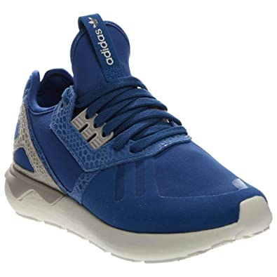 e1d904cd8e0b adidas Tubular Runner W Ladies in Surf Blue Brown