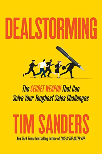 51gQOqjY8yL - Dealstorming: The Secret Weapon That Can Solve Your Toughest Sales Challenges