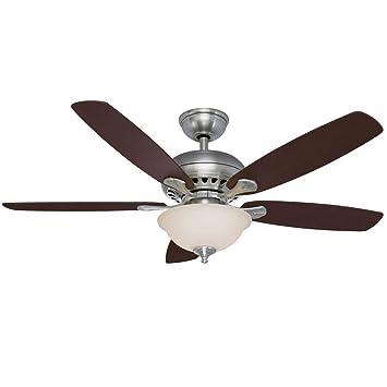 51gQOvnHasL._SY355_ hampton bay southwind 52 in brushed nickel ceiling fan amazon com Hampton Bay Fan Switch Wiring at edmiracle.co