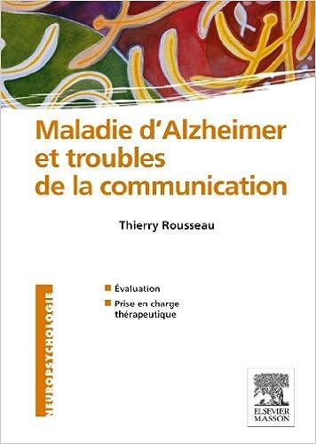 Maladie dAlzheimer troubles communication Rousseau dp