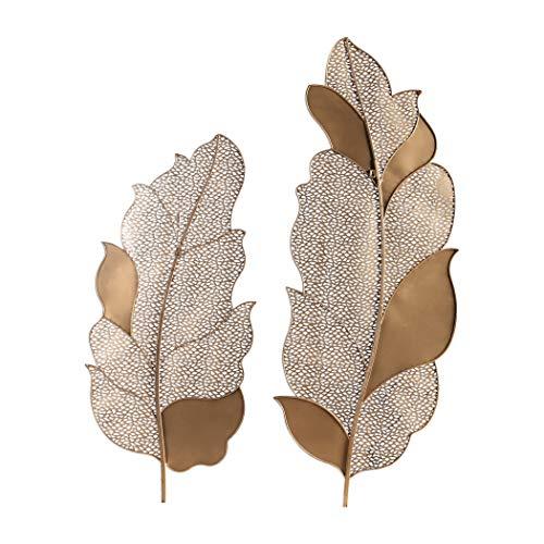 Uttermost 2-Pc Leaf Wall Art Set