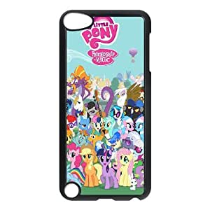 My Little Pony iPod Touch 5 Case Black&Phone Accessory STC_991767