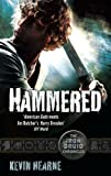 Front cover for the book Hammered by Kevin Hearne