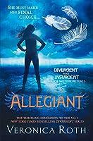 Divergent 3. Allegiant- Format