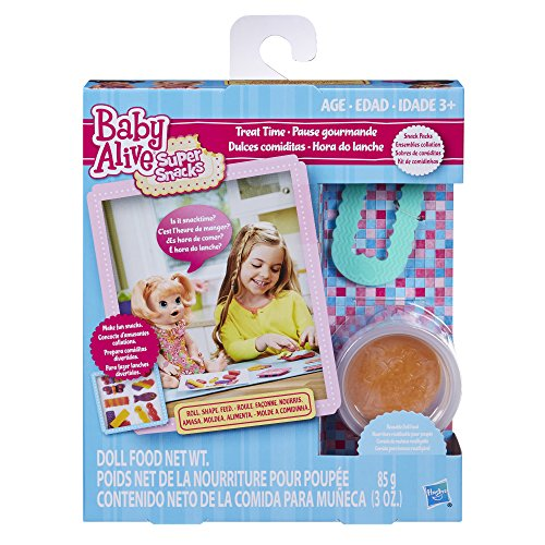 Wholesale Baby Dolls - Baby Alive Super Snacks Treat Time Snack Pack (Blonde) Baby Doll