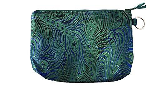 HiyaHiya Knitting Complete Accessory Gift Set in Brocade Case (Green Peacock) by HiyaHiya