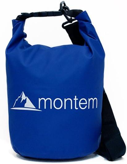 Montem Waterproof Bag / Roll Top Dry Bag, 5L - Blue