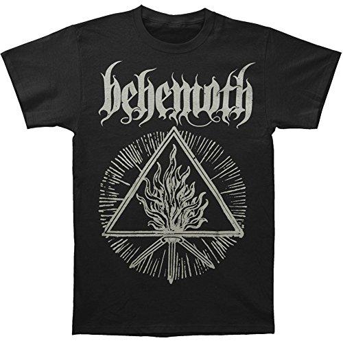 Behemoth Men's Furor Divinus T-shirt Large Black