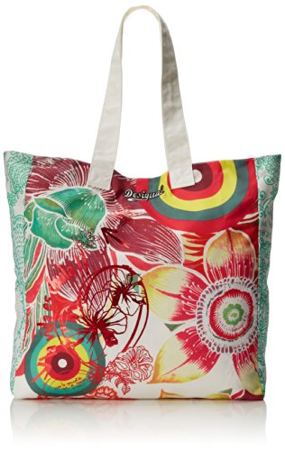 white Bag White Women's Desigual Desigual Shoulder Bag White Shoulder white Women's vPfqnRx8