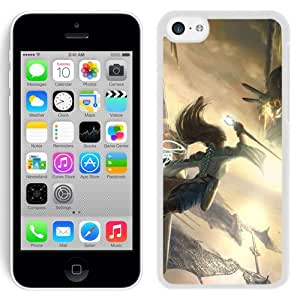 Beautiful And Unique Designed With Girl Ship Wreck Jump Magic (2) For iPhone 5S Phone Case