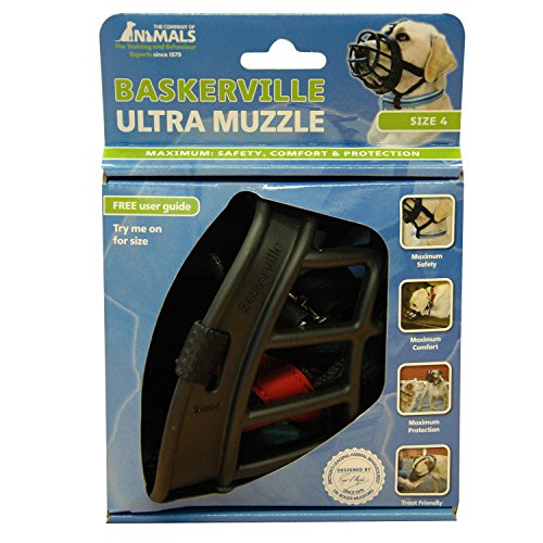 italian basket dog muzzle size 4 - 1